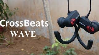 CrossBeats Wave Wireless Sports Bluetooth Headsets