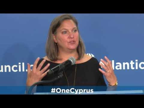 Welcome, and Laying the Groundwork for a Prosperous Unified Cyprus
