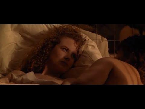 Nicole Kidman and Tom Cruise in Days of Thunder (1990)