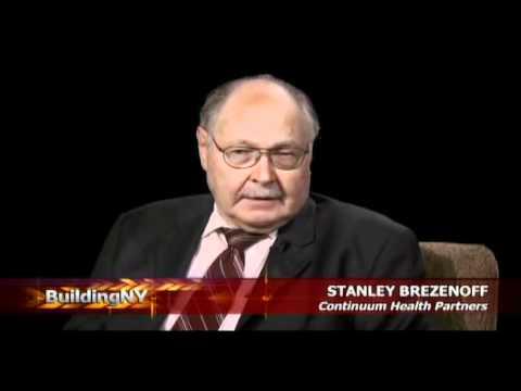 BuildingNY: Stanley Brezenoff, Pres. \u0026 CEO, Continuum Health Partners