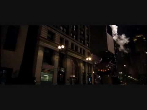 Disturbed  Run  A Dark Knight music