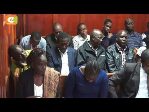 Mweka hazina wa NOC-K Fridah Shiroya aachiliwa kwa dhamana