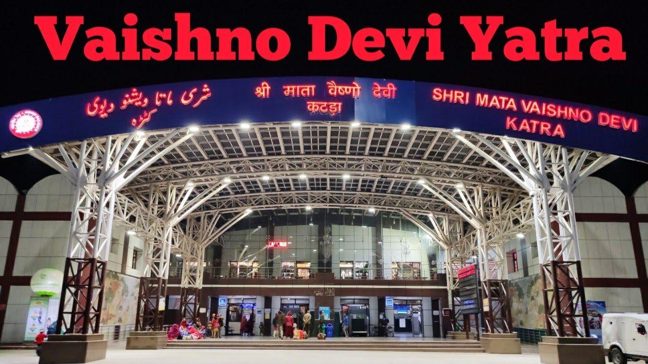 Vaishno Devi Trip Story | Vaishno Devi Video in Hindi | Vaishno Devi  Vlog | Vaishno Devi Yatra