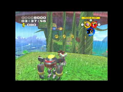 sonic heroes full  for pc