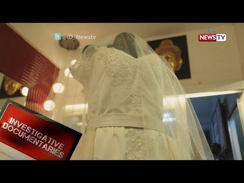 Investigative Do Entaries Isang Bride Inirereklamo Ang Designer Ng Ng Wedding Gown