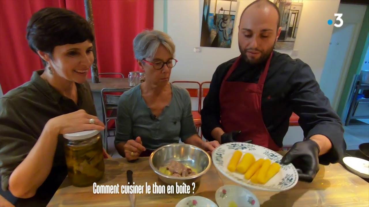 Comment Cuisiner Le Thon En Boite Youtube