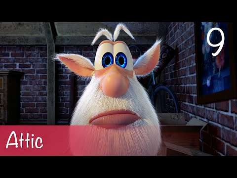 Booba - Attic - Episode 9 - Cartoon for kids
