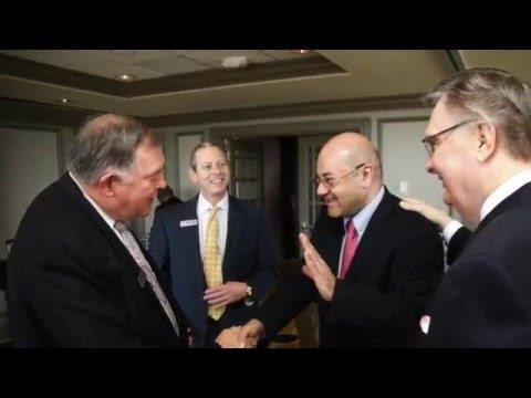 City Club Raleigh national Public Affairs Forum   Guest Speaker Iraqi Ambassador Lukman Faily