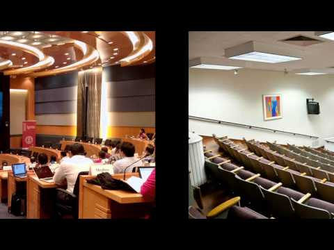 stanford university classrooms