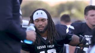 Texas Tech Football: Dakota Allen Mic'd Up | 2018