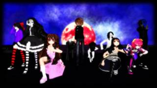 mmd calling all the monsters creepypastas