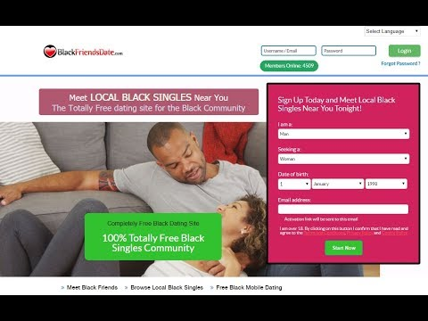 Completely free black dating websites