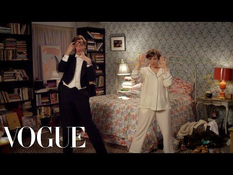 """Lena Dunham and Hamish Bowles star in """"Cover Girl"""" - Vogue Original Shorts"""