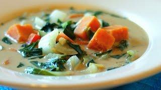 Bok Choy Recipe -- Healthy Bok Choy Soup