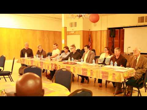 MVI 2983- Second public meeting of the Venice Beach Property Owners Association on February 9, 2018.