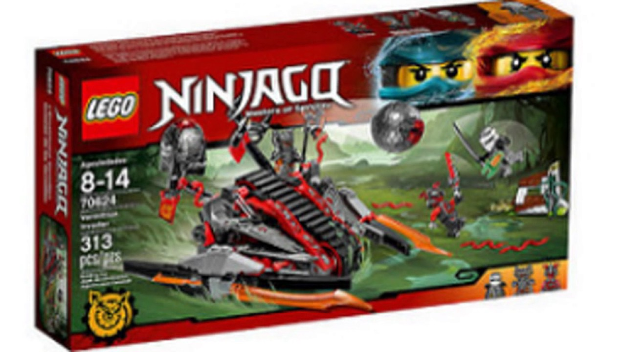 Lego ninjago nouveau set saison 7 attaque vermillion youtube - Lego ninjago saison 7 ...