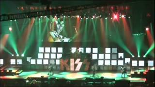 KISS Live in Greenville 10/17/2009 Alive 35 World Tour