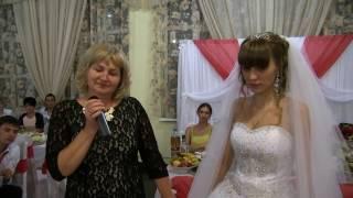 Мама и невеста. Самые трогательные стихи на свадьбе.