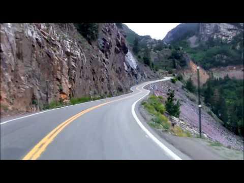 COLORADO ...... RED MOUNTAIN PASS.... LANDSLIDE