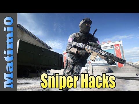 Sniper Hacks - Operation Kill Matimi0 - Battlefield 4