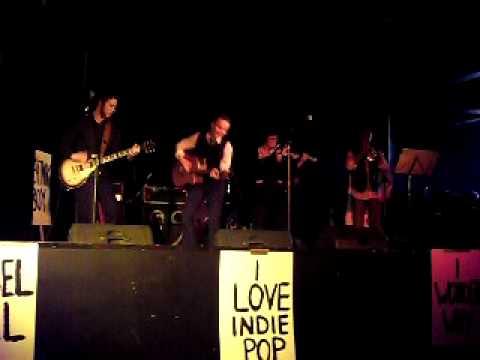 The Starlets @Glasgow Popfest - Polka song