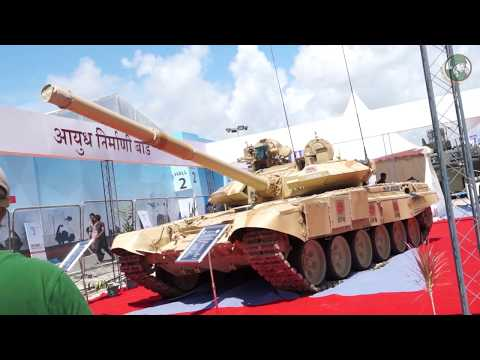 DefExpo 2018 Land Naval Homeland Security Exhibition Chennai India Day 1