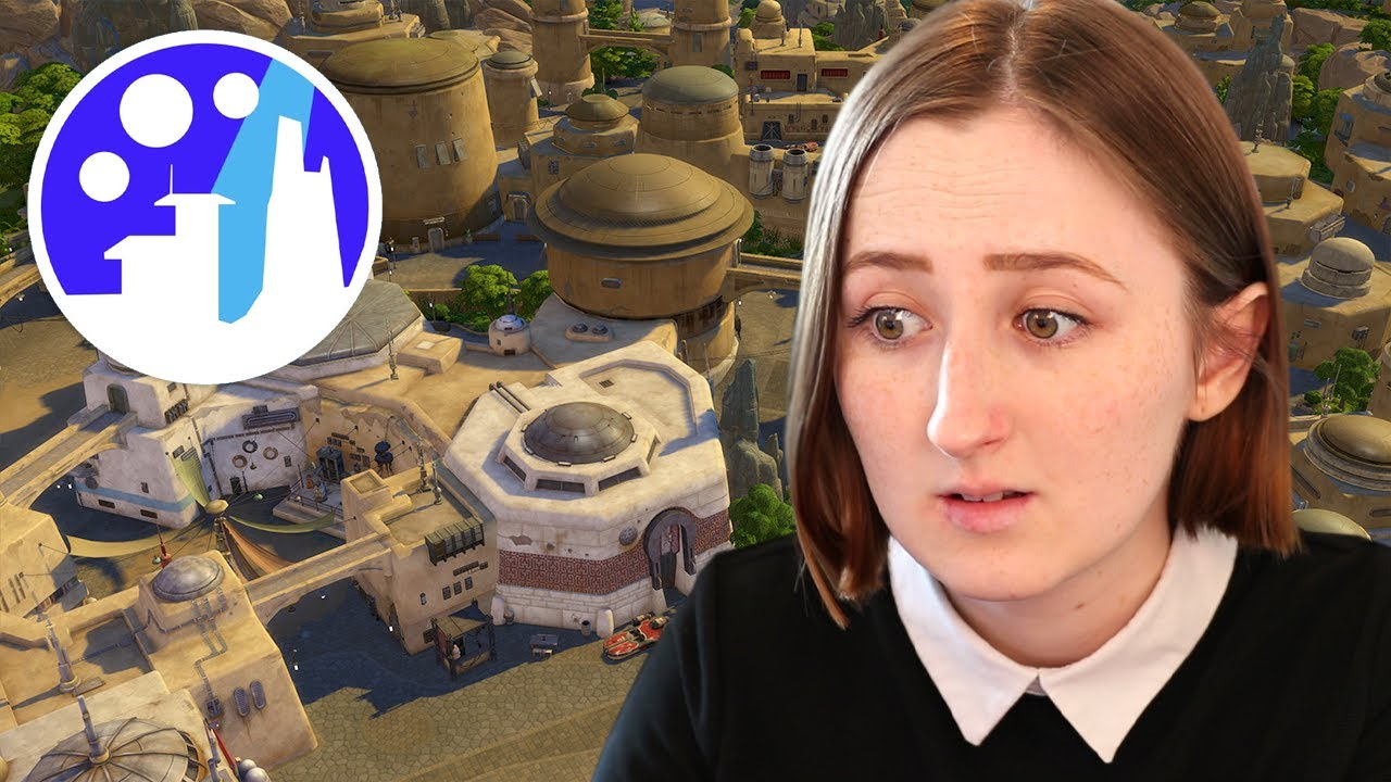 Let's Talk About The Sims 4: Star Wars thumbnail
