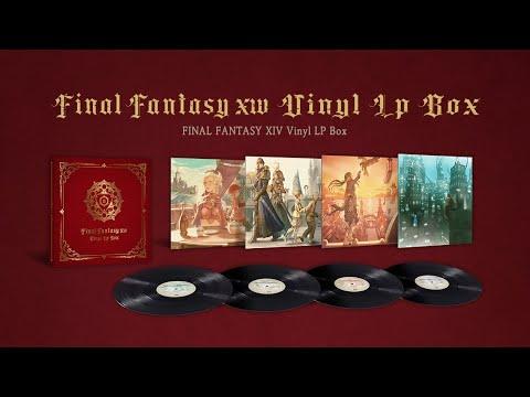 FINAL FANTASY XIV Vinyl LP Box - ??????PV