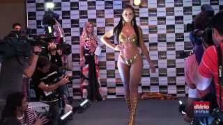 Repeat youtube video Desfile do Miss Bumbum 2013