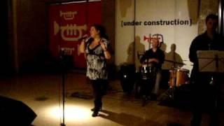 dr vodkatini-cristina fontana sings ''see and don't see''