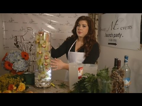 How To Submerge Flowers Flowers Amp Centerpieces Youtube