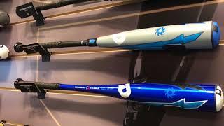 2019 Demarini & Slugger Bat Lineup at the College World Series