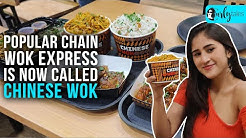 Popular Chain Wok Express Is Now Called Chinese Wok | Curly Tales