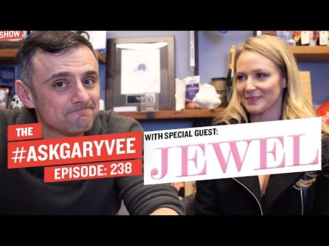 Thumbnail: Jewel, Never Broken, Mental Health, Staying Happy & the Future of Music | #AskGaryVee 238