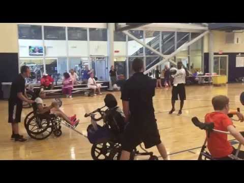 Special Needs Clinic with @ButlerMBB