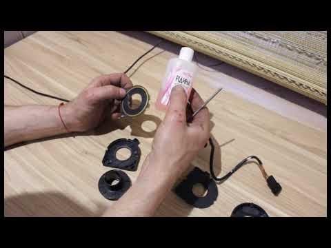 ремонт датчика угла поворота рулевого колеса BMW