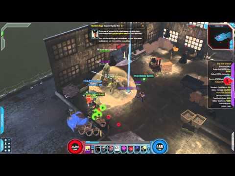 Marvel Heroes 2015 Farming Cosmic Industry City 5