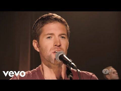 Josh Turner - Your Man (Yahoo! Ram Country)