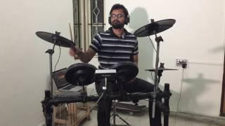 Download Hindi Video Songs - Kabali -  Veera Thuranthara Drum Cover