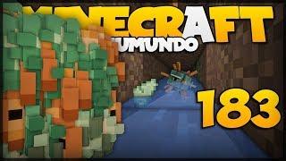 1 MILHÃO de ITENS POR SEGUNDO! // Meu Mundo #183 // Minecraft