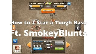 How to 3 Star a Tough Base