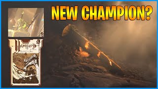 New Teaser: First Season 11 Champion Leak?..LoL Daily Moments Ep 1208