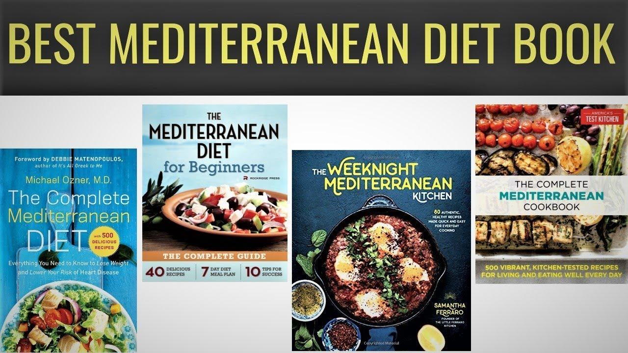 10 Best The Mediterranean Diet Books 2018 With Price Unbiased