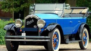 1925 Buick Master Six open tourer