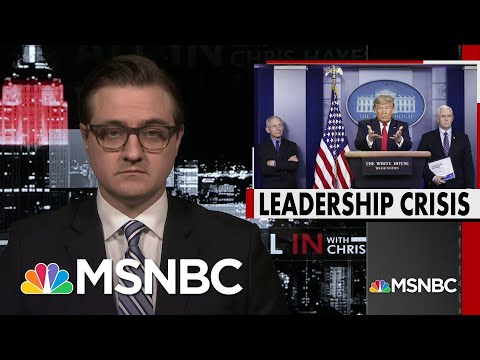 Chris Hayes: If There Are Not Sufficient Ventilators, People Will Needlessly Die | All In | MSNBC