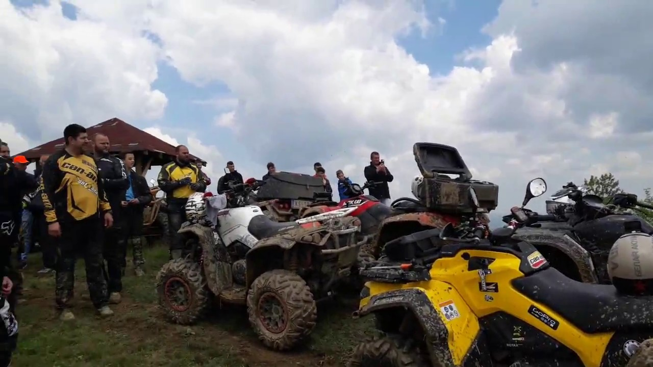 Can Am Adventure Srbija Aleksandrovac Goc 27 05 2017 Youtube