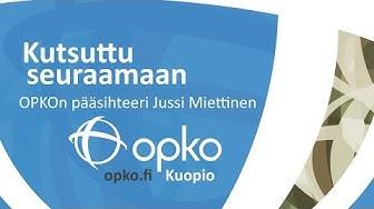 Jeesuksen seuraaminen - Jussi Miettinen (Kuopion OPKO)