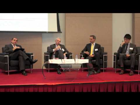 Outbound Investment Panel Discussion