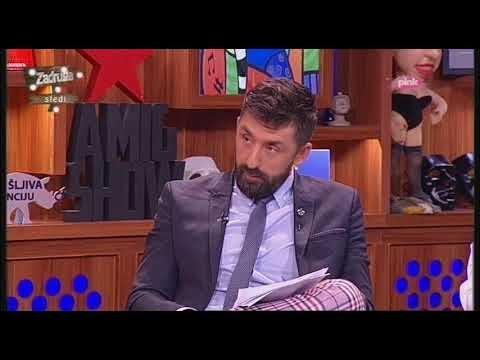 Najgore pijanstvo Vujadina Savića - Ami G Show S10