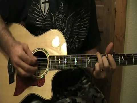 Shane Gamble Turn My Way Cover Lesson By Bobby Allen Bifano Youtube